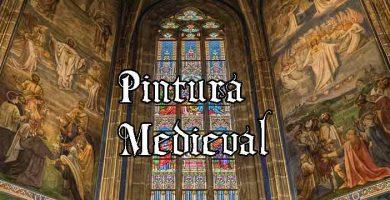 Pinturas Medievales